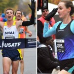 Huddle Repeats, Shrader Upsets at National 12K