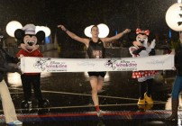 Chris Sorrick debut Disney Half win