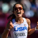 Seidel leads strong American New York Marathon
